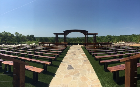 Rustic Outdoor Wedding Venue